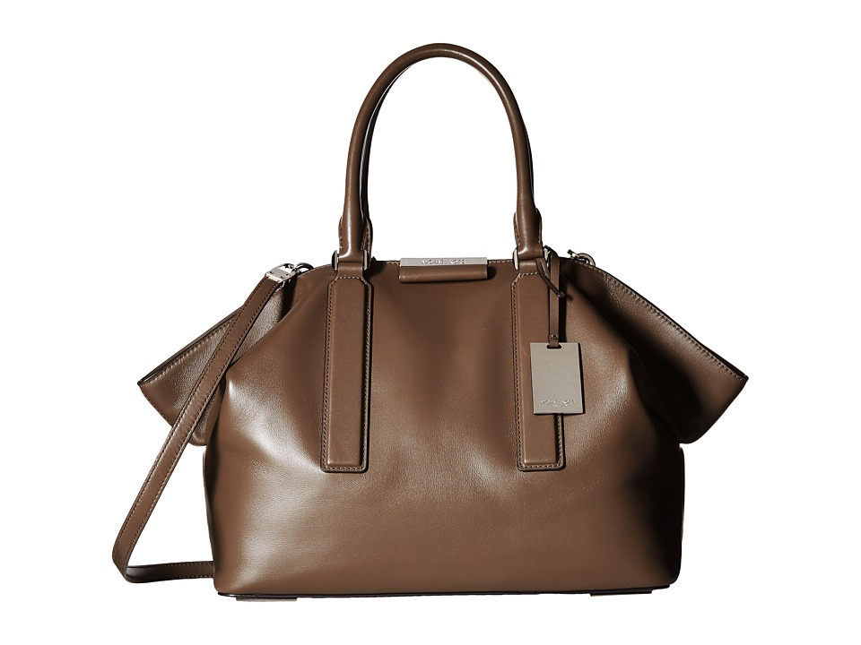 Michael Kors - Lexi Large East/West Satchel (Elephant) Satchel Handbags