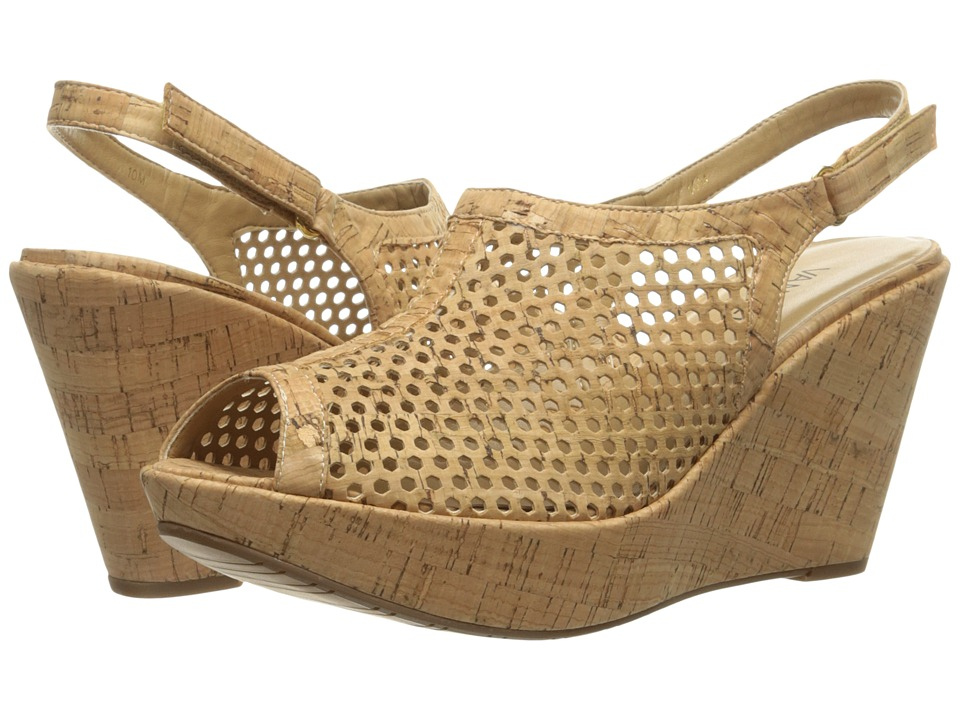 Vaneli Earlena (Natural Ecco Cork) Women