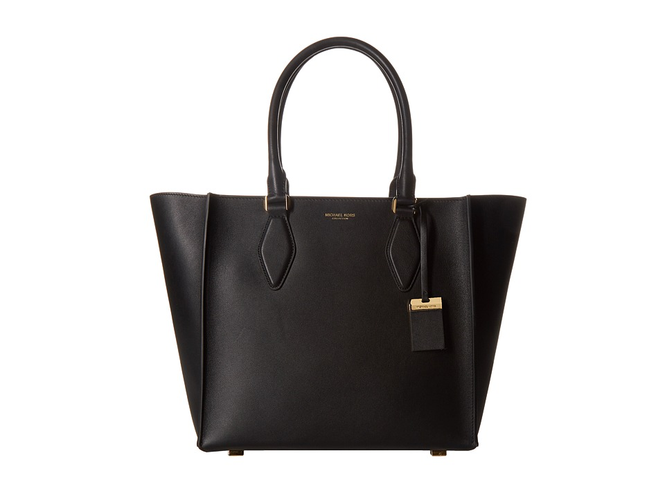 Michael Kors - Gracie Large Tote (Black) Tote Handbags