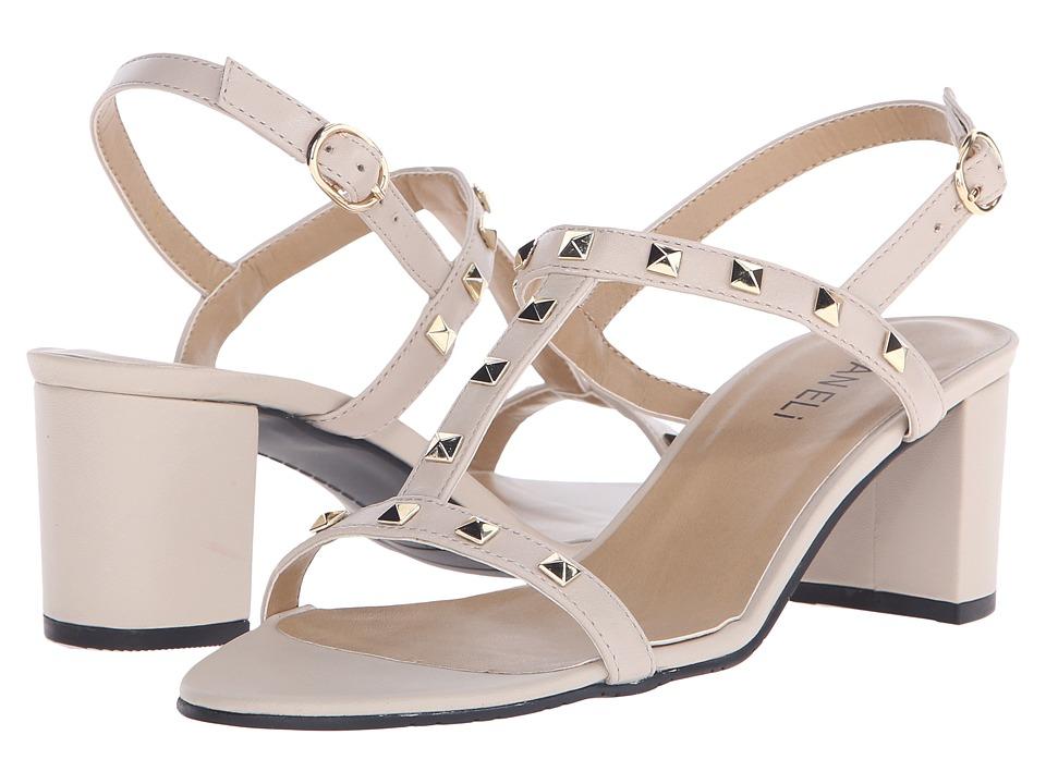 Vaneli - Mandy (Ecru Ecco Nappa) High Heels