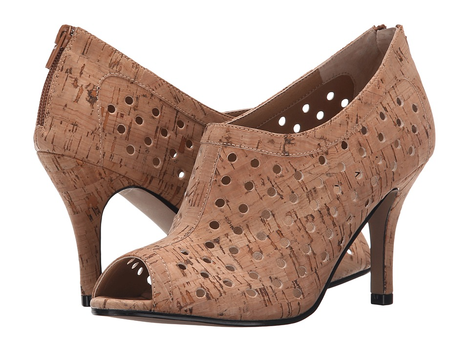 Vaneli - Pandora (Natural Ecco Cork) High Heels