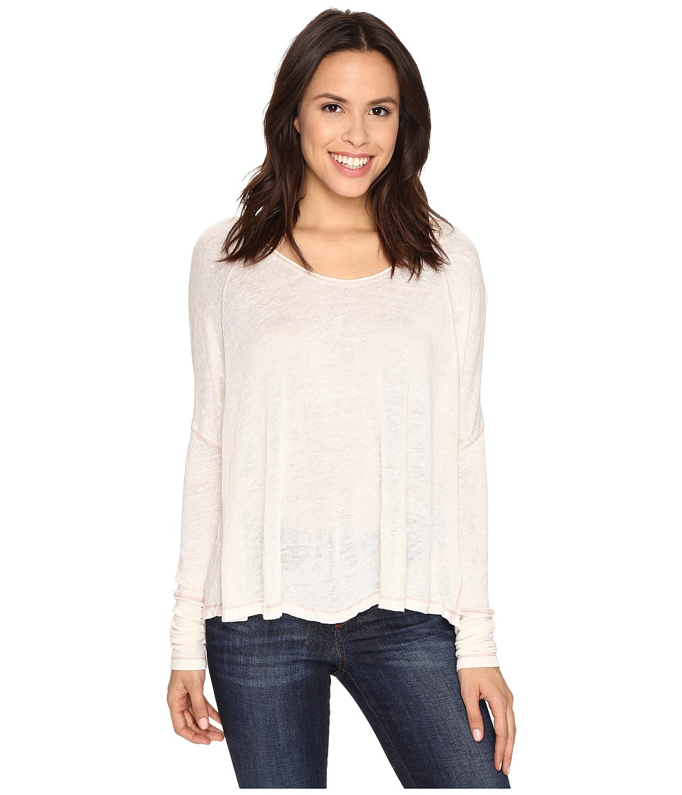 Free People - Macchiato Top (Dusty Peach) Women's T Shirt