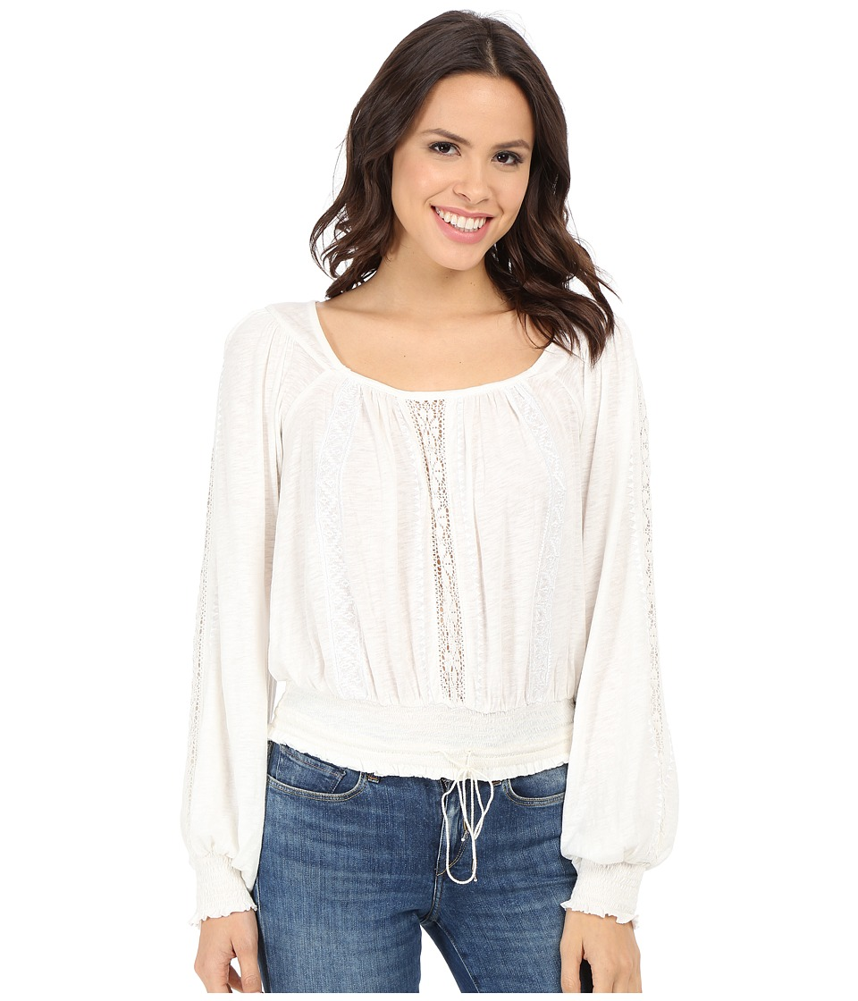 Free People - Silverlake Top (Ivory) Women