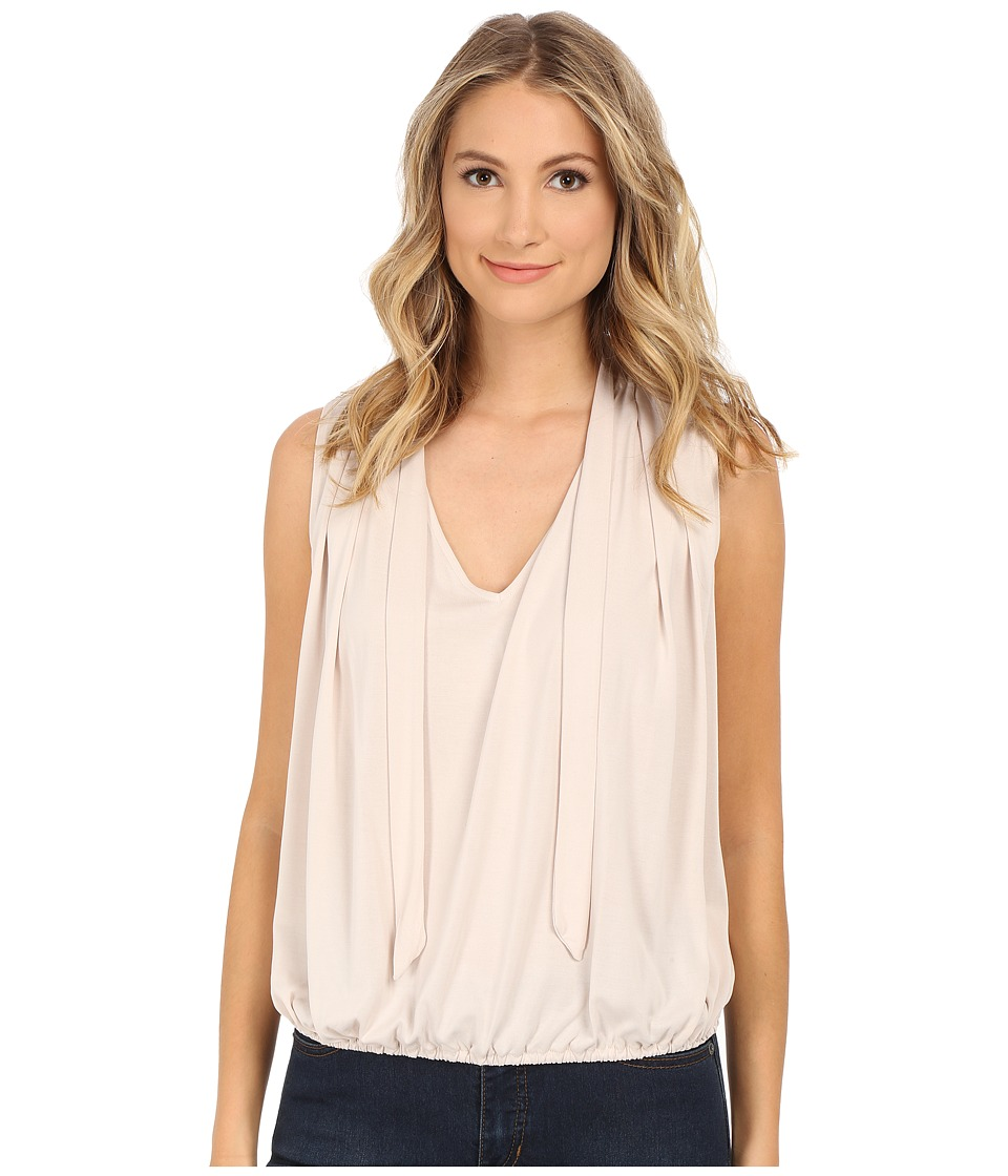 Free People - Forget Me Not Tank Top (Pearl) Women's Sleeveless