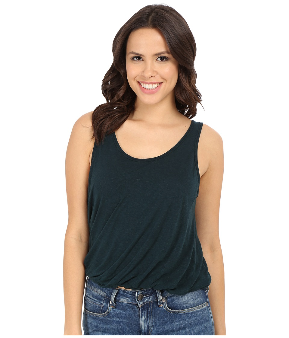 Free People - Double Bubble Top (Jade) Women's Sleeveless