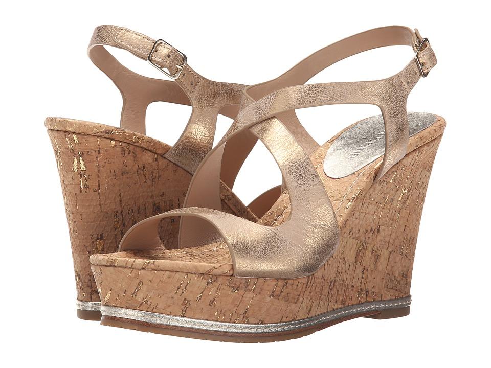 Donald J Pliner - Camdyn (Light Gold) Women's Wedge Shoes