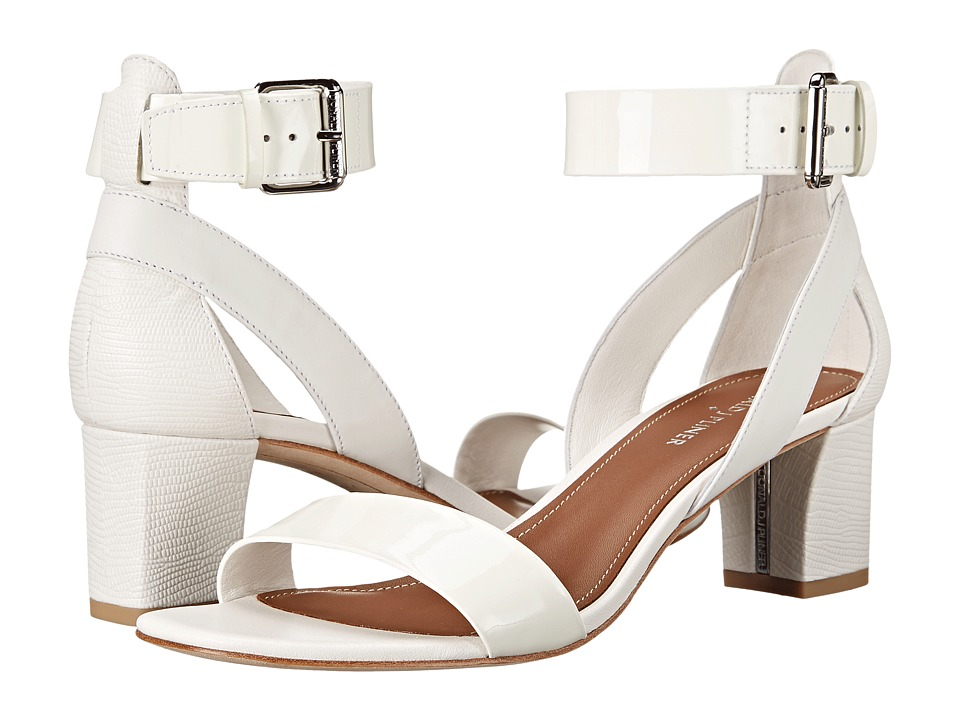 Donald J Pliner - Farah (White) Women's Sandals