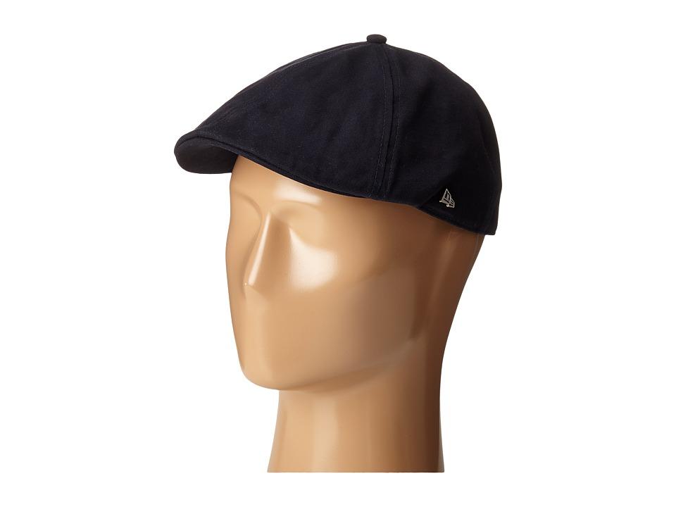 New Era - Canvas Duckbill (Navy) Caps