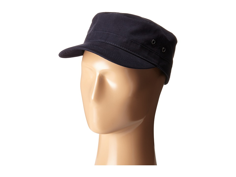 New Era - Canvas Military (Navy) Caps