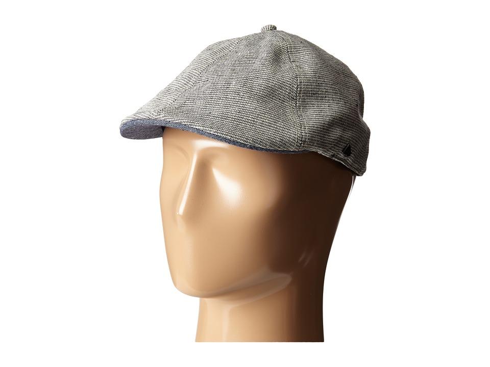 New Era - Striped Duckbill (Black) Caps