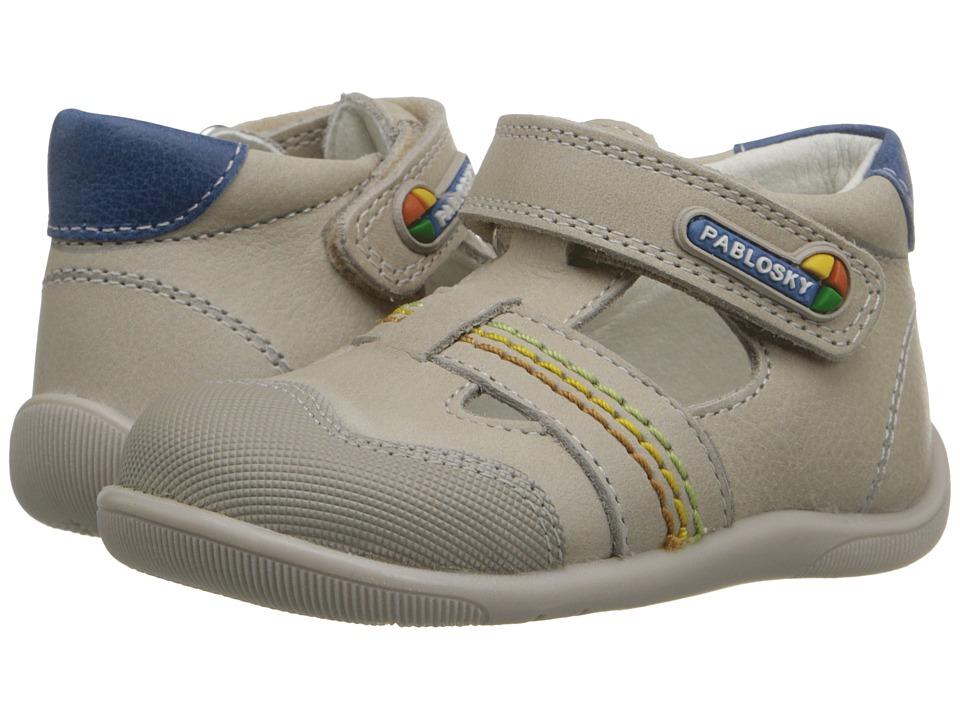 Pablosky Kids - 0752 (Infant/Toddler) (Beige) Boys Shoes