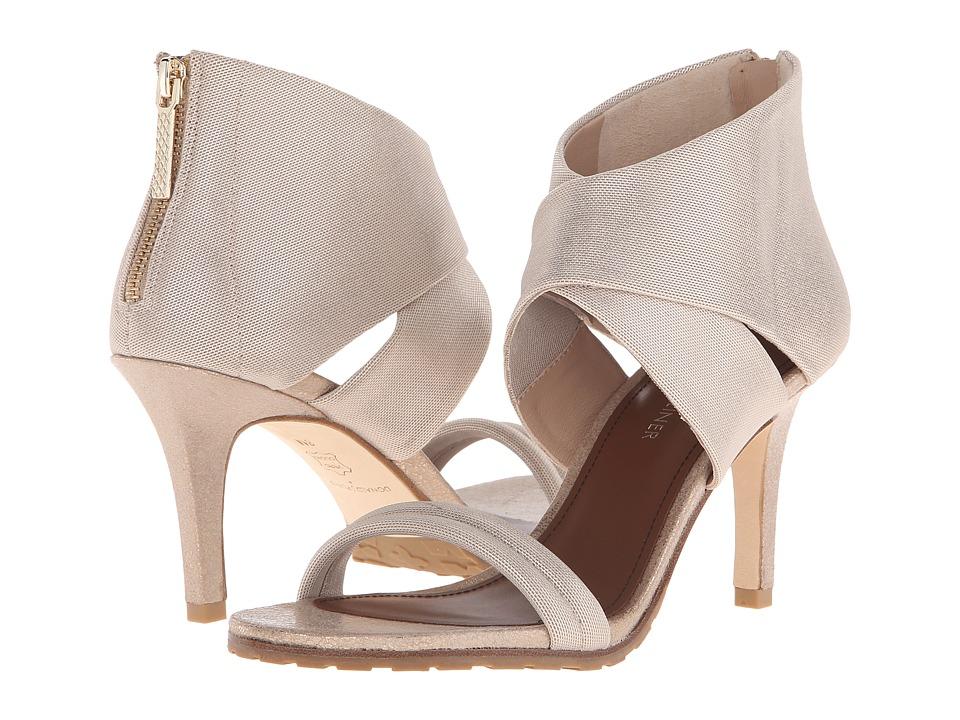 Donald J Pliner - Tilly (Platino Metallic Mesh) Women's Sandals