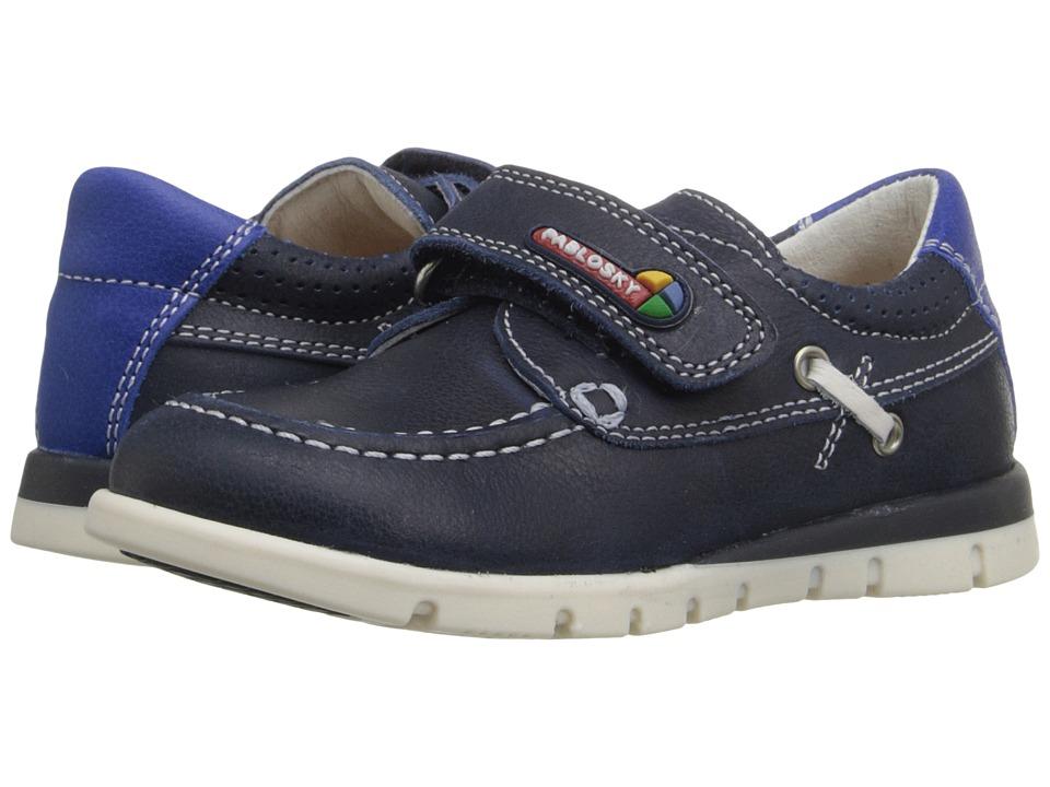 Pablosky Kids - 0810 (Toddler) (Navy) Boy's Shoes