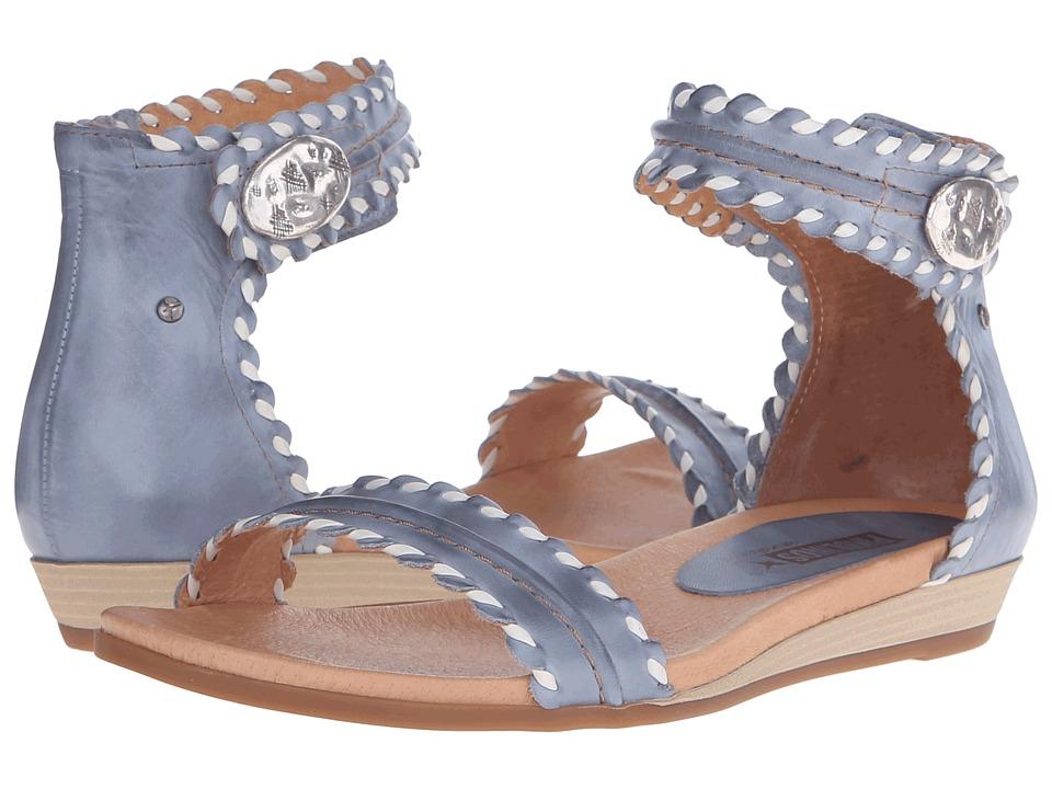Pikolinos - Alcudia 816-0657 (Denim) Women's Sandals