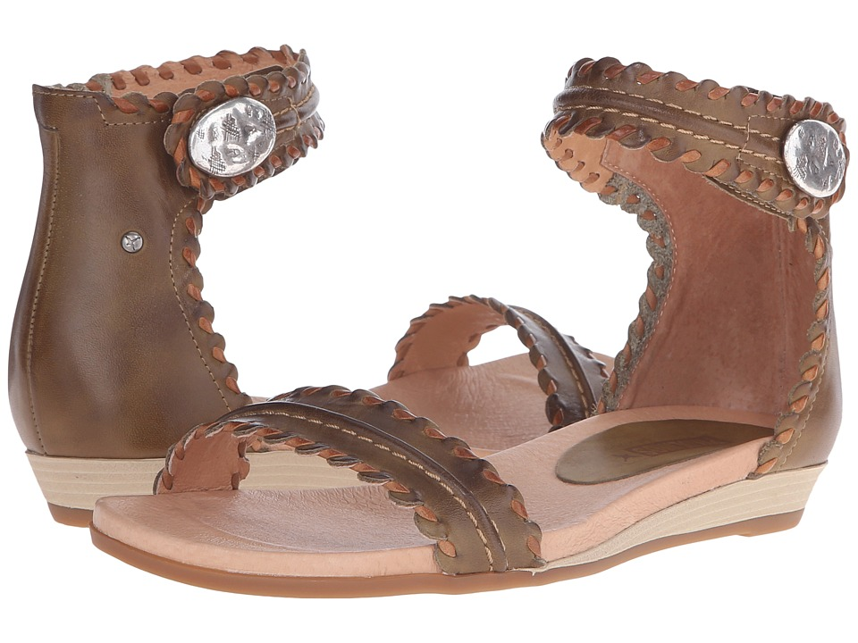 Pikolinos - Alcudia 816-0657 (Olive) Women's Sandals