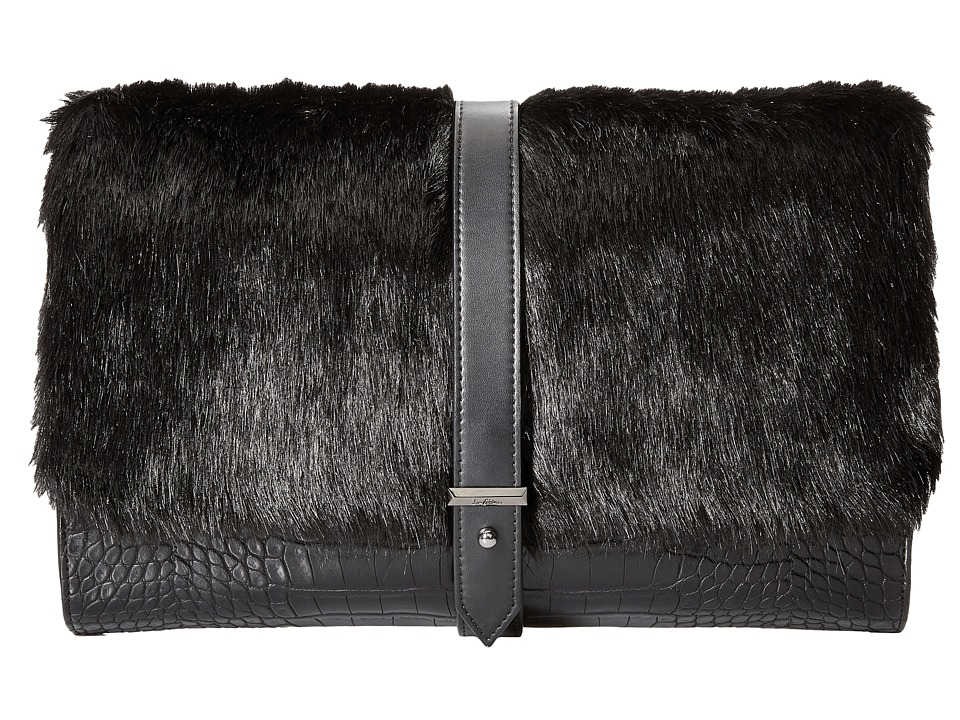 Sam Edelman - Lucca (Black) Clutch Handbags