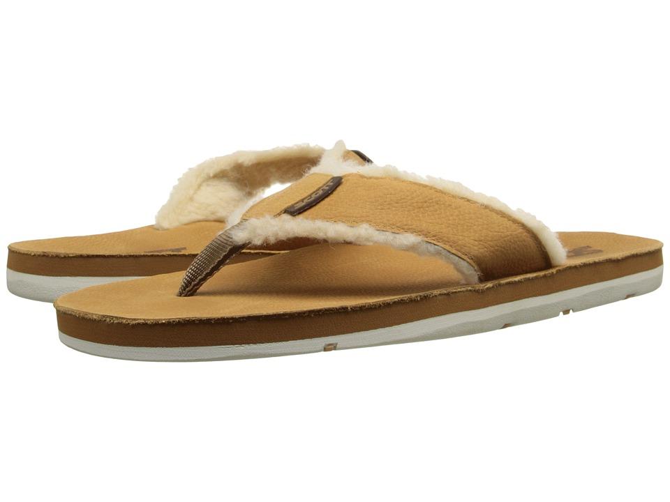 Scott Hawaii - Hulu (Tan) Men's Sandals