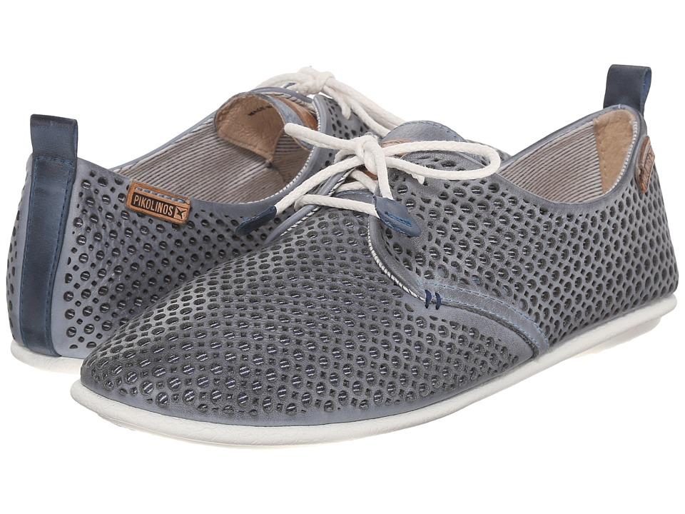 Pikolinos - Calabria 917-4549 (Denim/Ocean) Women's Shoes