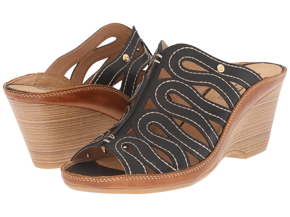 Pikolinos - Capri W8F-0725 (Black/Brandy) Women