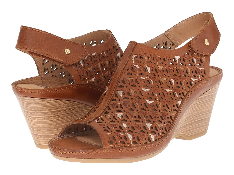 Pikolinos - Capri W8F-0726 (Brandy) Women's Shoes