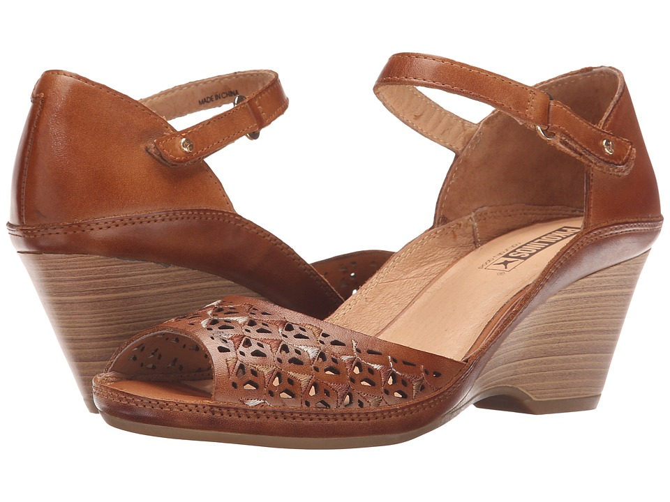 Pikolinos - Capri W8F-0743 (Brandy) Women's Shoes