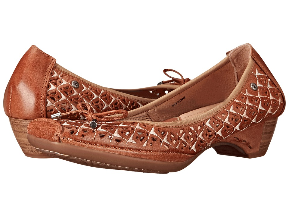 Pikolinos - Gandia 849-2512 (Brandy) Women's Shoes