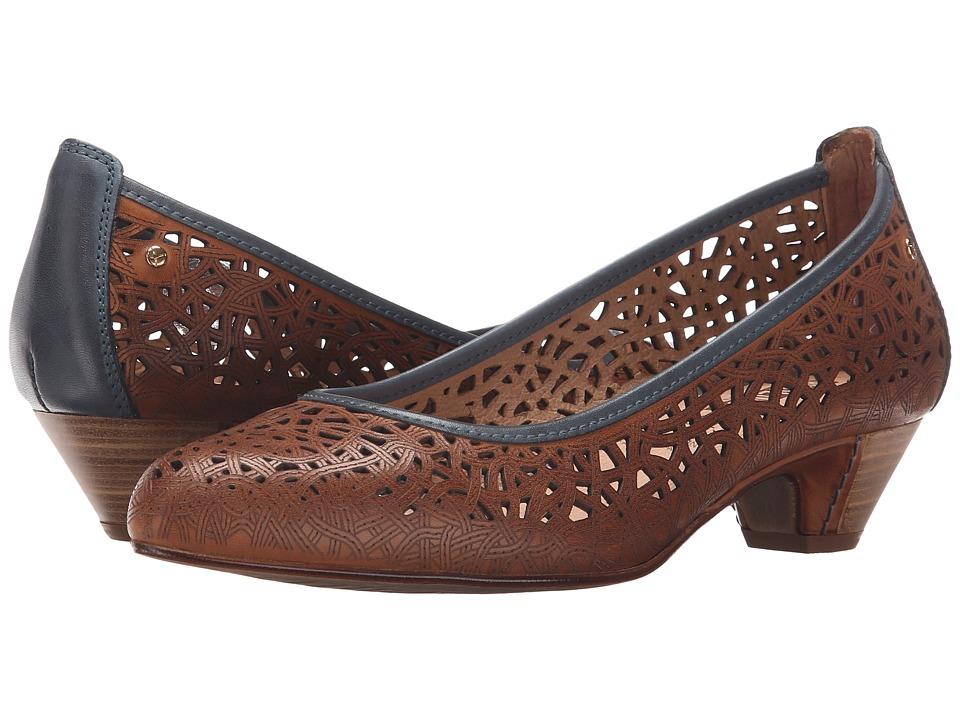 Pikolinos - Elba W4B-5624 (Brandy/Ocean) Women's Shoes