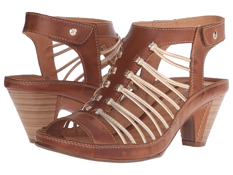 Pikolinos - Java W5A-0728C1 (Brandy) High Heels