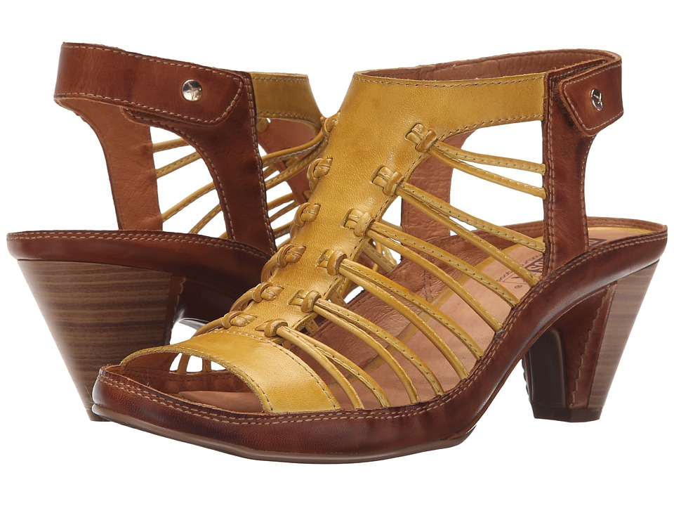 Pikolinos - Java W5A-0728 (Sol/Brandy) High Heels