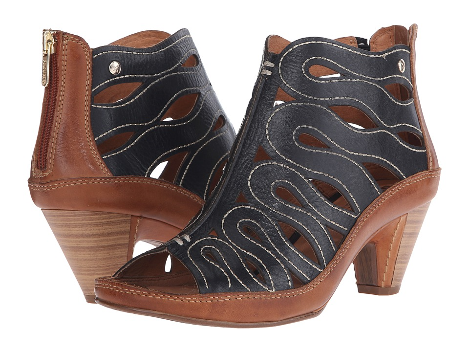 Pikolinos - Java W5A-7569 (Black/Brandy) Women