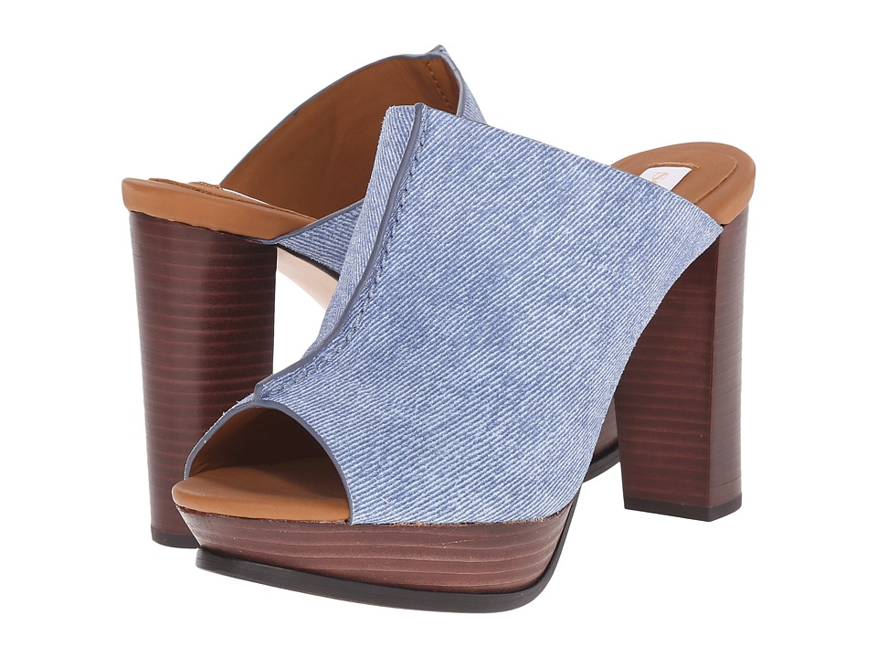 See by Chloe - SB26210 (Denim) High Heels