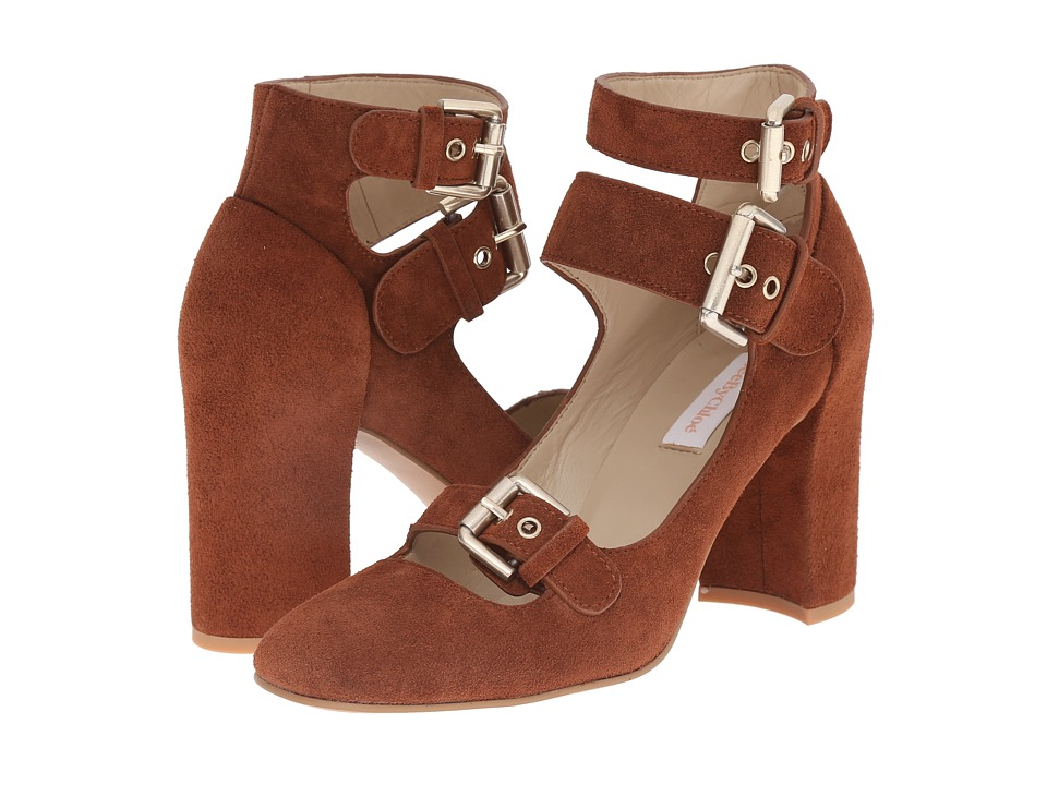 See by Chloe - SB26014 (Cola) High Heels