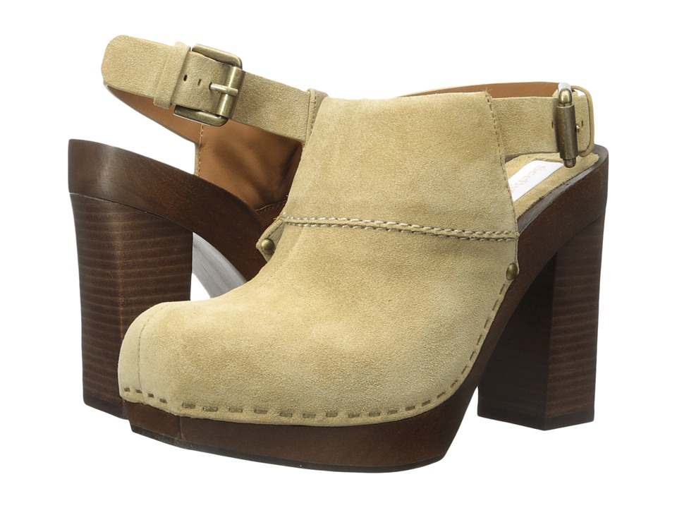 See by Chloe SB26114 (Beige) High Heels