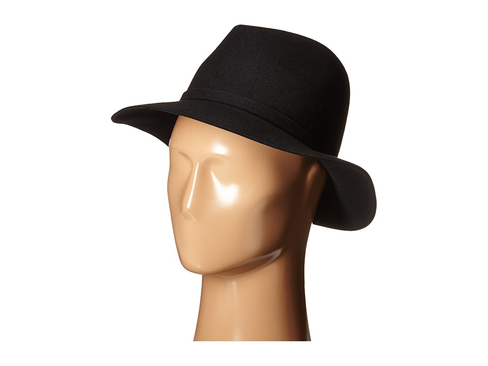 Karen Kane - Raw Edge Trilby (Black) Caps