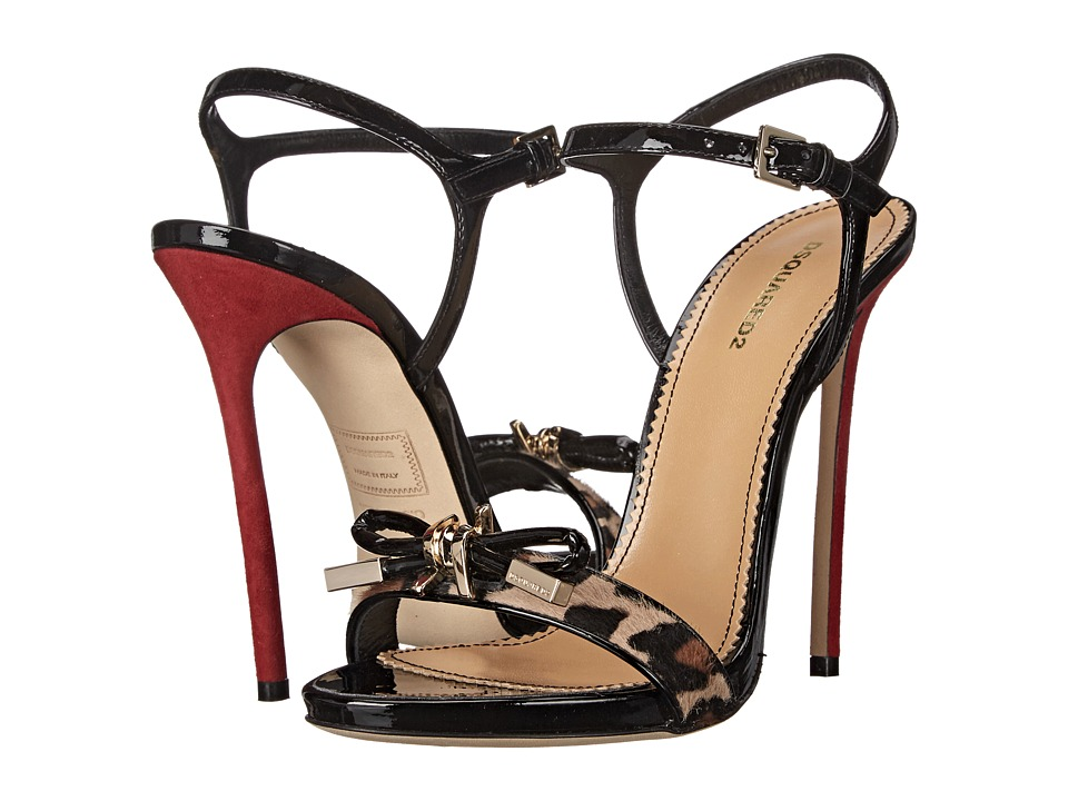 DSQUARED2 Sandal (Maculato Pony) High Heels