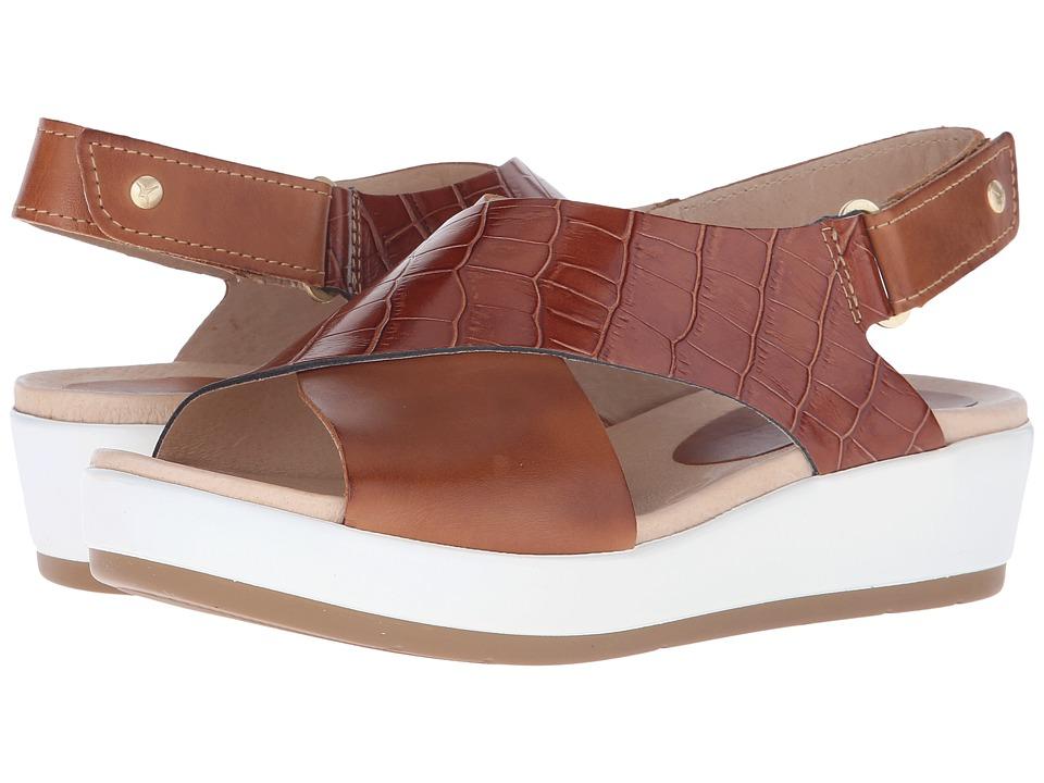 Pikolinos - Mykonos W1G-0757C1 (Brandy/Brandy) Women's Sandals
