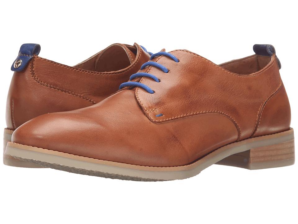 Pikolinos - Royal W4D-4552 (Brandy/Royal Blue) Women's Shoes