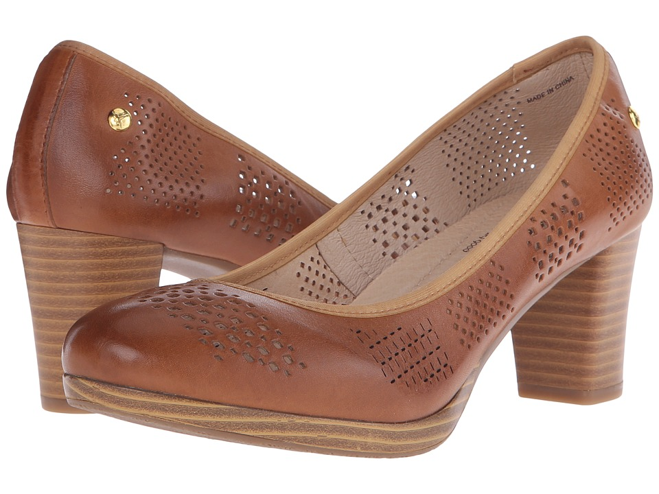 Pikolinos - Salerno W9C-5607 (Brandy) High Heels