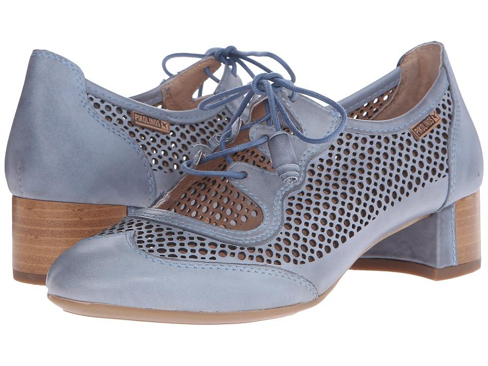 Pikolinos - Saona W8E-4554 (Denim) Women's Shoes