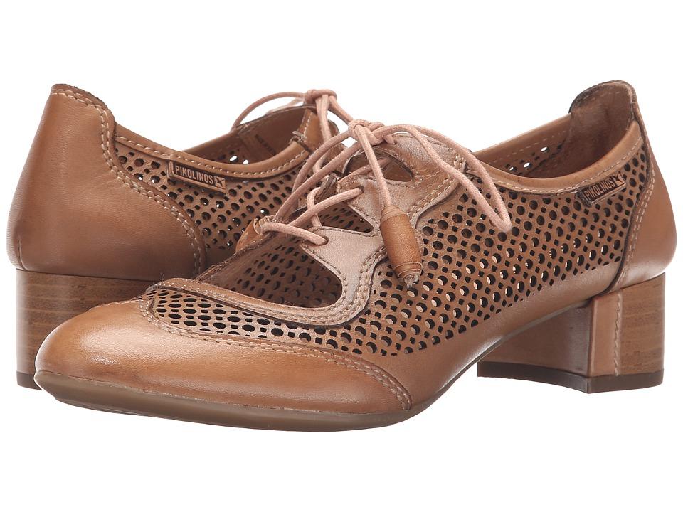 Pikolinos - Saona W8E-4554 (Nude) Women's Shoes