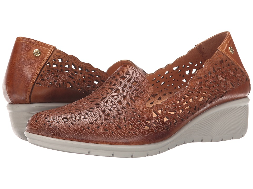 Pikolinos - Victoriaville W8C-3564 (Brandy) Women's Shoes