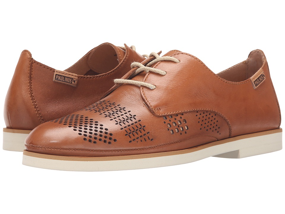 Pikolinos - Santorini W7G-4559 (Brandy) Women's Shoes