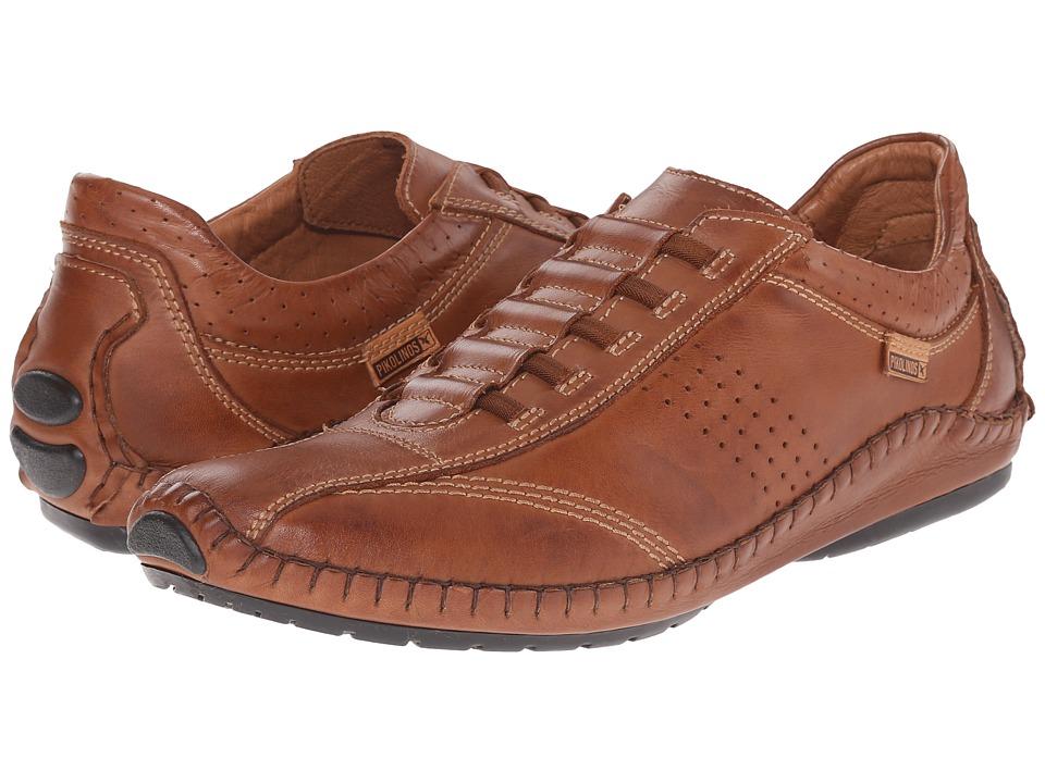 Pikolinos - Fuencarral 08J-6041 (Cuero) Men's Lace up casual Shoes