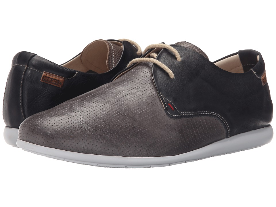 Pikolinos Faro 07R-4026 (Dark Grey/Navy Blue) Men