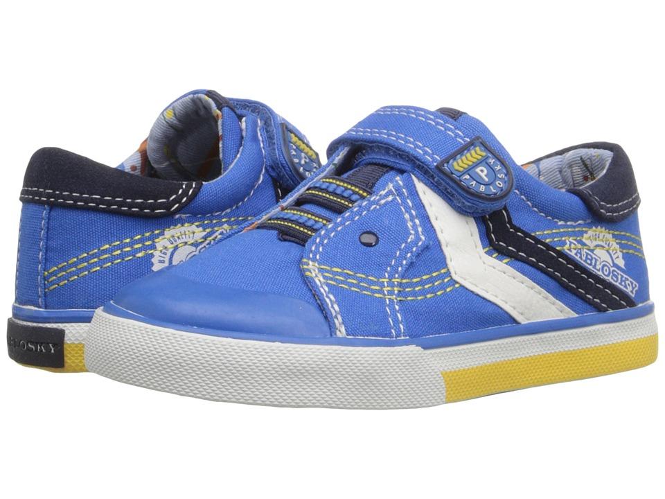 Pablosky Kids - 9306 (Toddler) (Cobalt) Boy's Shoes
