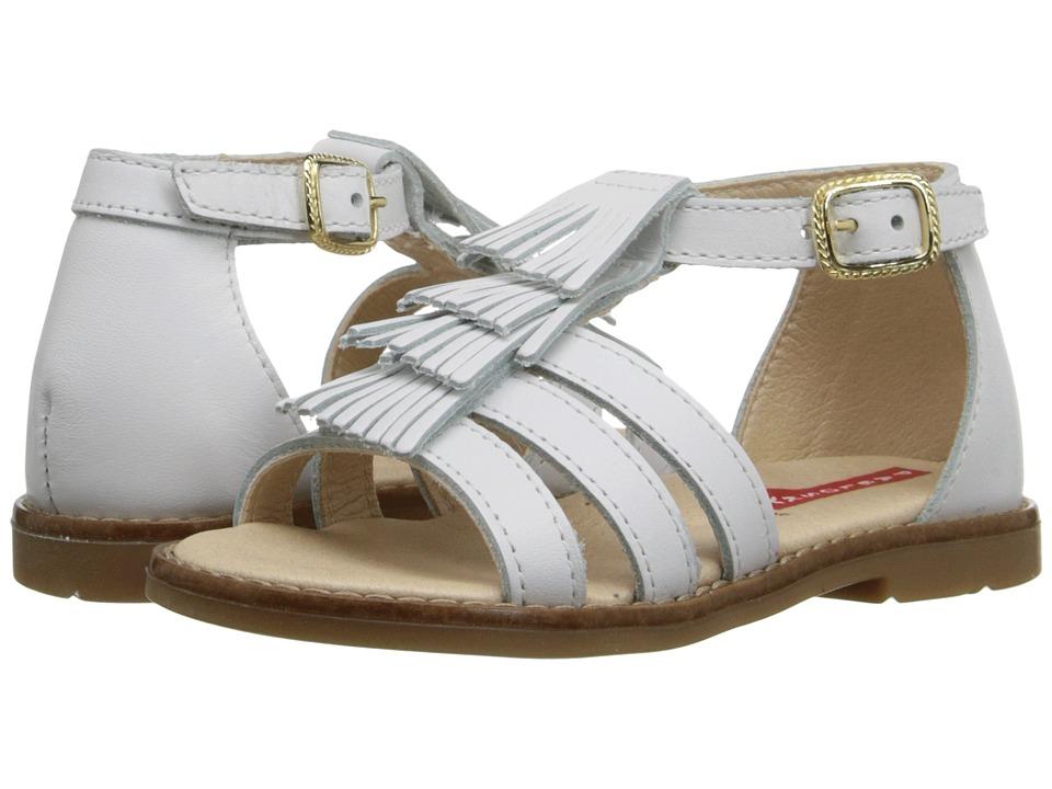 Pablosky Kids - 4350 (Toddler/Little Kid/Big Kid) (White) Girl's Shoes