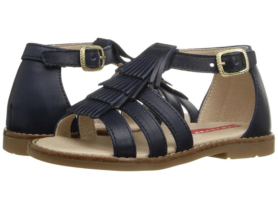Pablosky Kids - 4350 (Toddler/Little Kid/Big Kid) (Navy) Girl's Shoes