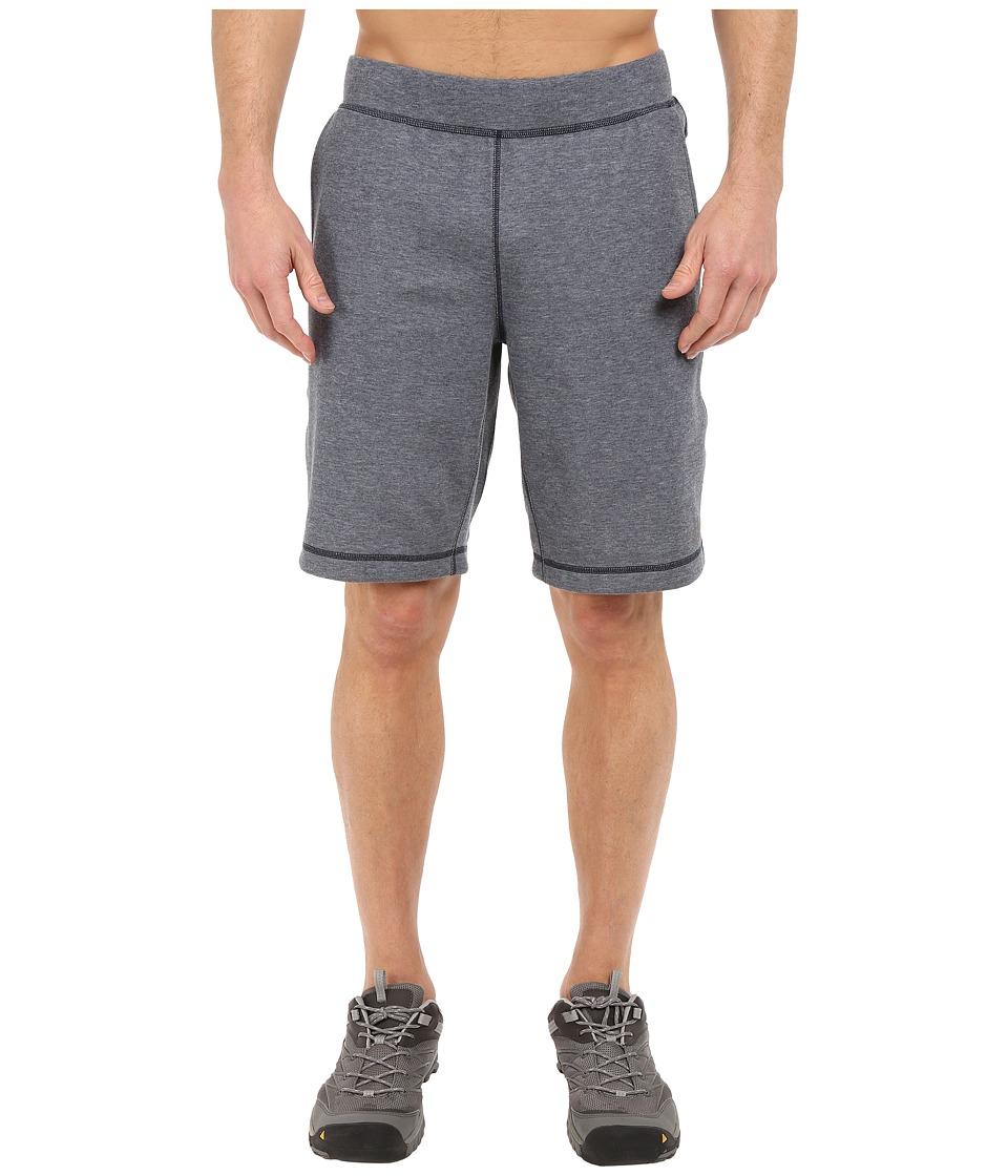 The North Face - Slacker Shorts (Cosmic Blue Heather) Men's Shorts