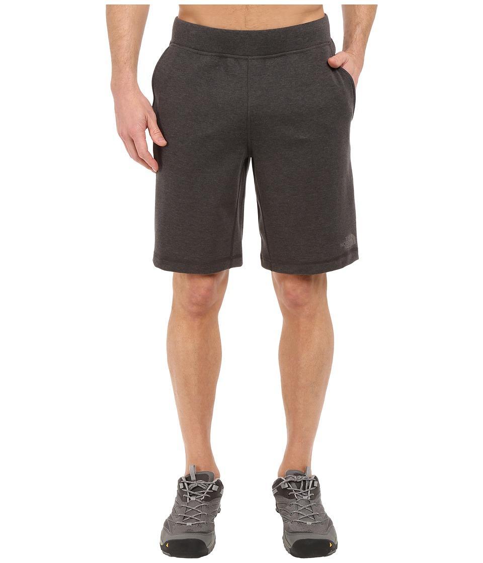 The North Face Slacker Shorts (TNF Dark Grey Heather) Men