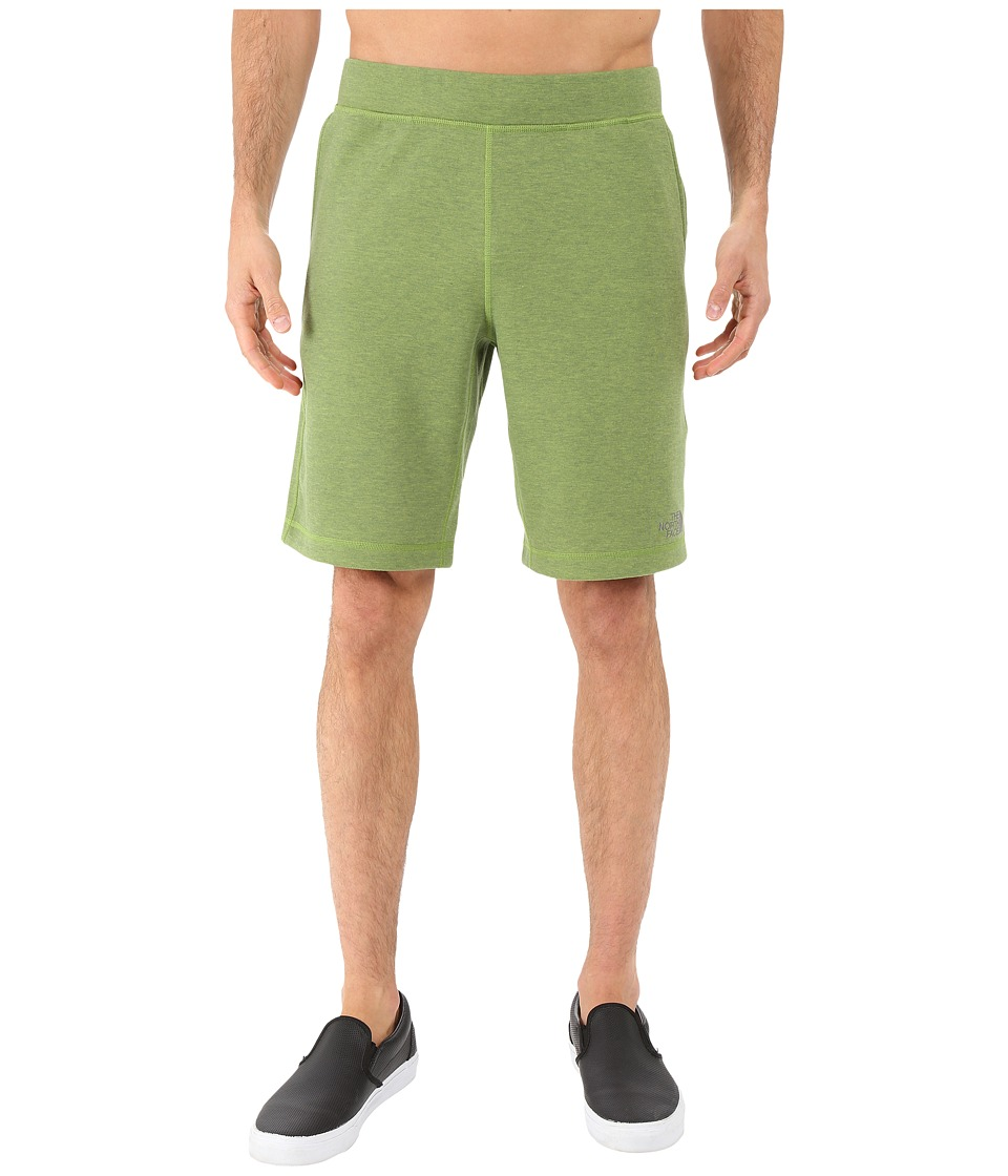 The North Face - Slacker Shorts (Macaw Green Heather) Men's Shorts